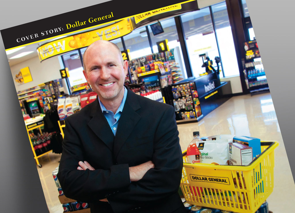 dollar general case Ris newscom cover story: dollar general by joe skorupa ryan boone, svp and cio for dollar general, uses a.