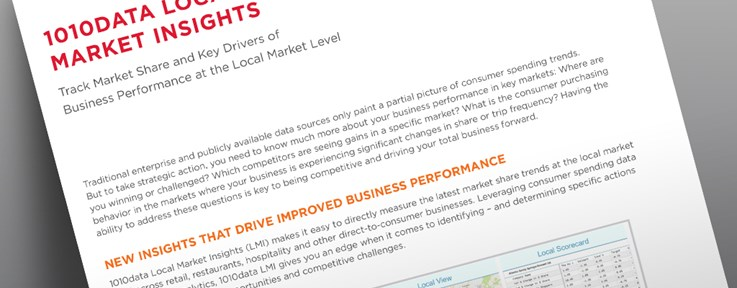 1010data local market insights