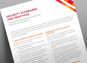 Security standards and practices