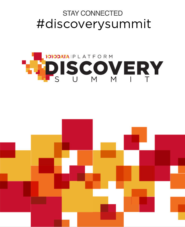 1010data Discovery Summit Oct 5th 2017