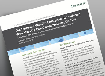 forrester wave q3 2017 report