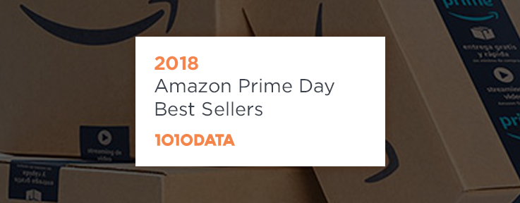 2018 Amazon Prime Day Best Sellers